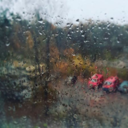 November Rain Rain Window Wet Drop Glass - Material Weather Backgrounds RainDrop Indoors  Looking Through Window No People Full Frame Close-up Tree Water Nature EyeEm Gallery Car Day Galaxys8 EymEm New On Market Beauty In Nature Focus On Foreground Mix Yourself A Good Time Leaf