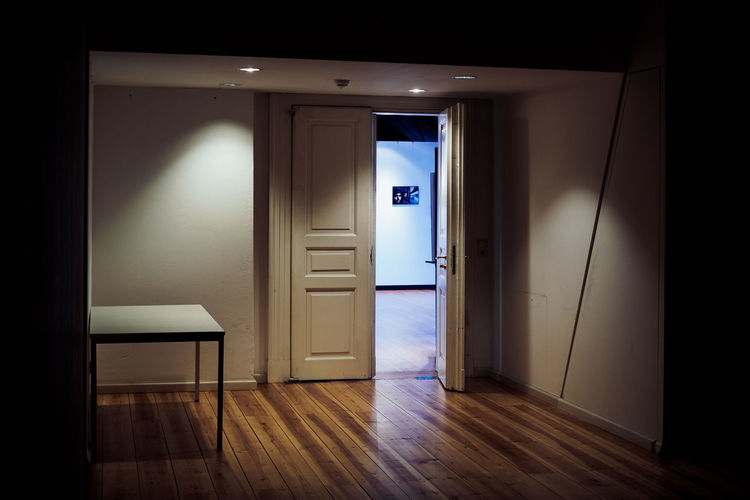 YOU'RE WELCOME My Best Photo Door Entrance Open Indoors  Wood Flooring Domestic Room Home Interior Hardwood Floor Night Absence No People Empty Dark Architecture Doorway Refrigerator Illuminated Home Lighting Equipment Hungry