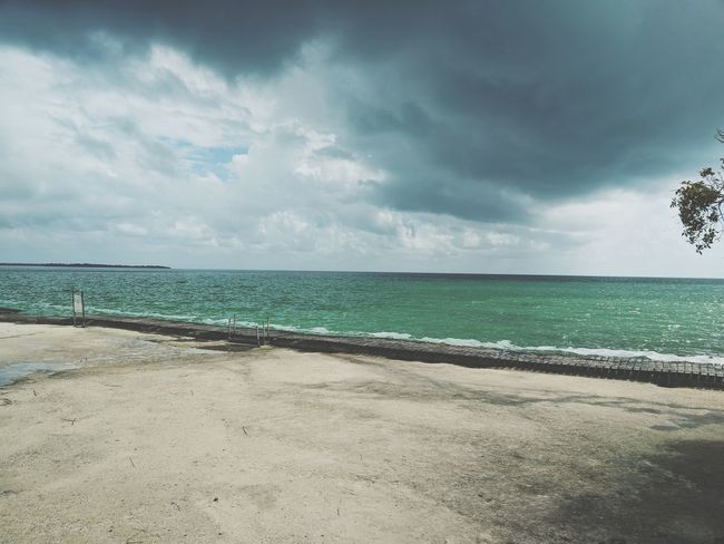Calderas Beach Sea Water Sand Horizon Over Water Cloud - Sky Sky Vacations Tranquility Beauty In Nature Tranquil Scene Summer Nature Scenics Outdoors Day Landscape No People Travel Destinations Tree