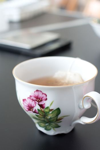 Teetasse Tea Time Tea Pots & Cups Teapot Relaxing Tea Porcelain  Porzellan Cup