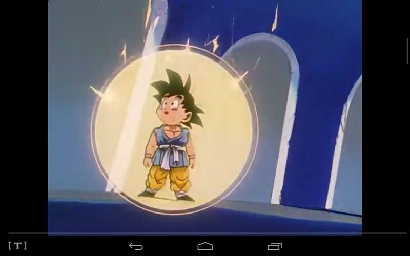 Dragonballgt Dragon Ball Gt Chibi Goku Makeawish