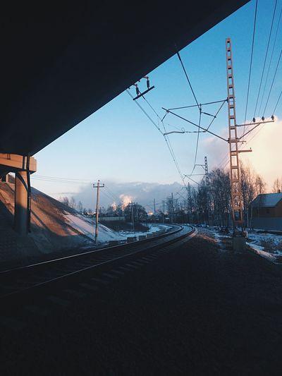РЖД Road Train