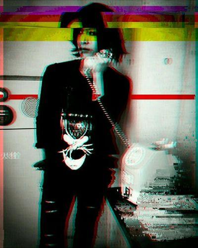 Takashi One Person One Man Only Young Adult Trippycolours Psychedelic Databending Japan Japanese  Glitch Art Trippyart Glitchart Digitalart  Databend Glitch Surreal Digital Art Surrealart Psychedelicart Psychedelic_colors Trippy Trippy Art Pop Art Cyberpunk Art Aberration Cyberpunk
