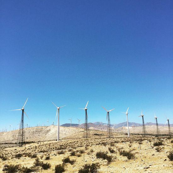 Palm Springs Windmills Green Energy Wind Deserts Around The World Other Desert Cities California Desert Beauty Windmill