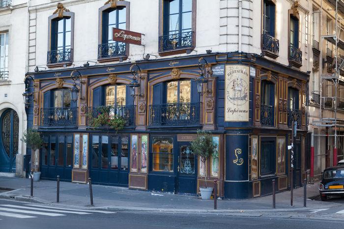 EyeEm Selects Paris France Architecture Corner Shop City Street Cityscape Urban Outdoors Landmark Building Exterior Tourism Decoration