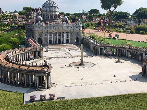 Italiainminiatura Vatican SanPietro
