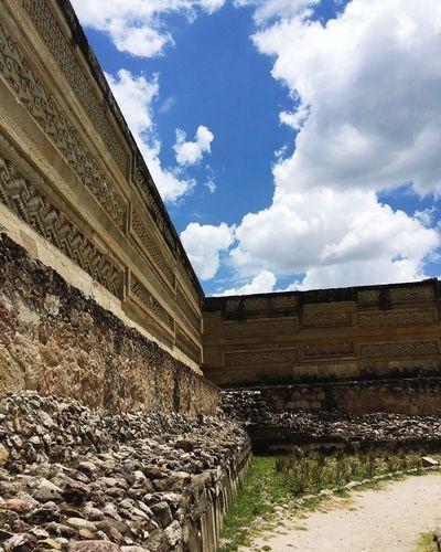 MITLA, Lugar de muertos Mictlan Belleza Arquitectónica Oaxaca México  Zona Arqueológica