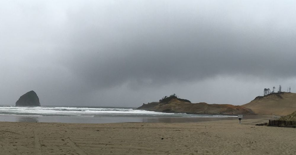 Life Is A Beach BEACH!  Unfiltered Oregon Coast Cape Lookout, Oregon