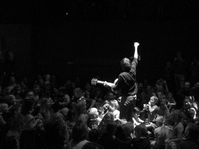 Concert Blackandwhite