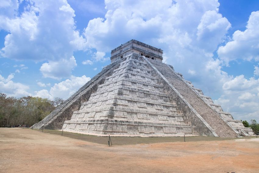 Pyramid History Ancient Civilization Archaeology The Past Sky Cloud - Sky Travel Destinations Ancient Architecture Built Structure Travel Tourism Old Ruin Day Vacations Outdoors No People Building Exterior