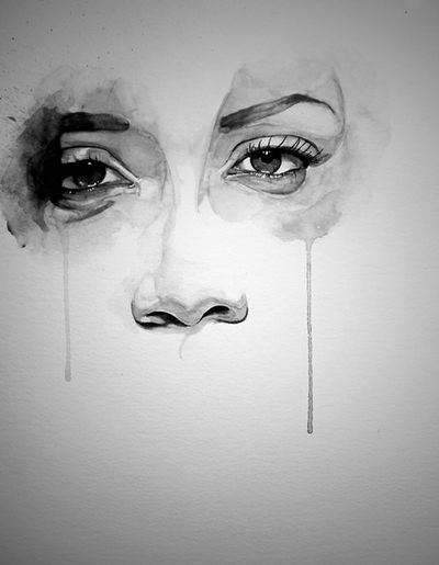 Art Sadness Feelings