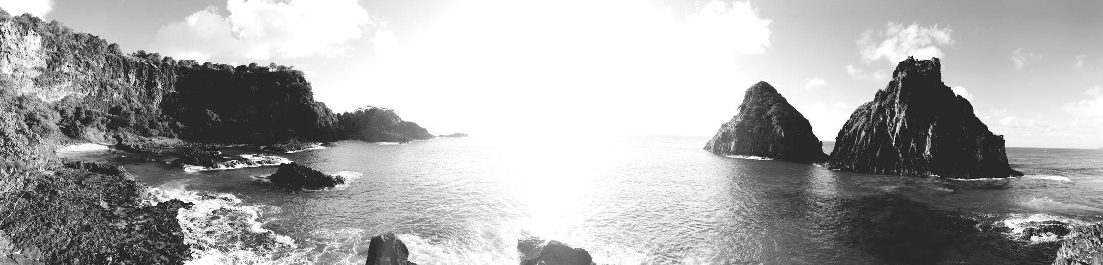 Fernandodenoronha Noronha Noronhando Earth Nature Horizon Over Water Tranquility Baíadosporcos Iphone7 Iphonephotography Brazil