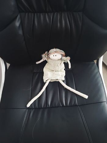 Dude Doll In The Chair Toy Human Representation Indoors  Stuffed Toy Doll Childhood No People Day
