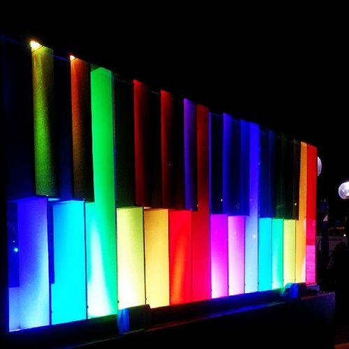 Vividsydney Sydney Mobilephotography Lights