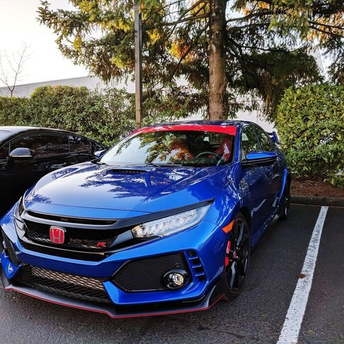Carsandcoffee Transportation Car Honda Honda Civic Honda Civic Typer Type R