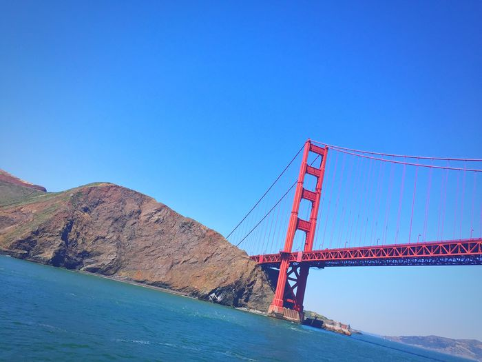 Golden Gate Bridge Under The Bridge From My Point Of View From The Boat Boat Cruise Ship California San Francisco EyeEm Best Shots EyeEm Best Shots - Architecture EyeEm Awards 2016