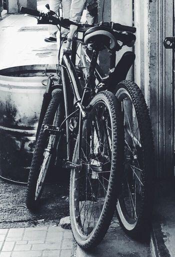 Bike Streetphotography Streetphoto_bw Blackandwhite Black & White Monochrome Bike