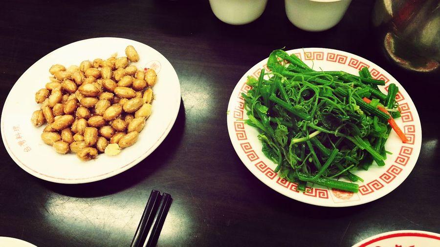 Dinner Taiwan Food Amazing Taiwan