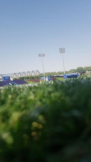 Sky Outdoors Nature Clear Sky Grass Tower Alkass International Cup 2017 Alkass International Cup Brand Expression