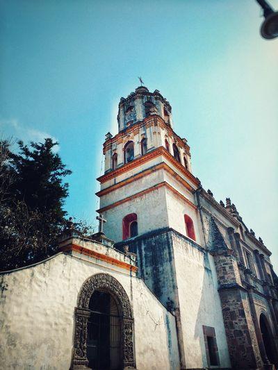 Iglesia Coyoacán 💙
