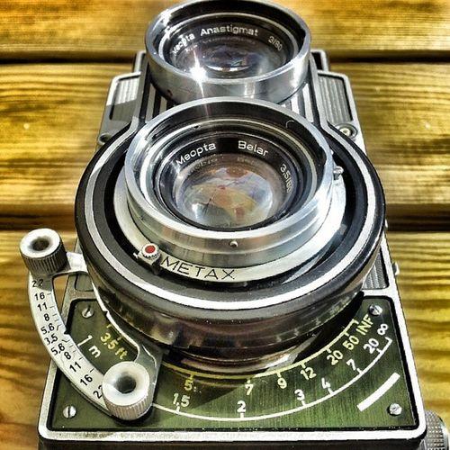 Flexaret Czechoslovakia Photo Oldmachine