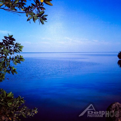Atardecer en la BahiaChetumal Quintana Roo OPB
