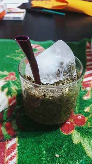 Tereré Argentina Typical Typical Drink Hotday Ice Yerba Yerba Mate Tereré TerereTime Chaco