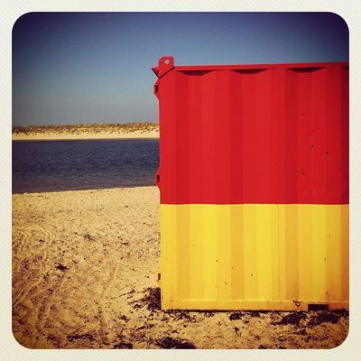 Lifeguards ☀#ubiquography #jj_forum #ireland #gf_ire #bluesky #earlybirdlove #ebstyles_gf #malahide #beach #sea Sea Beach Ireland Bluesky Earlybirdlove Jj_forum Ubiquography Ebstyles_gf Malahide  Gf_ire