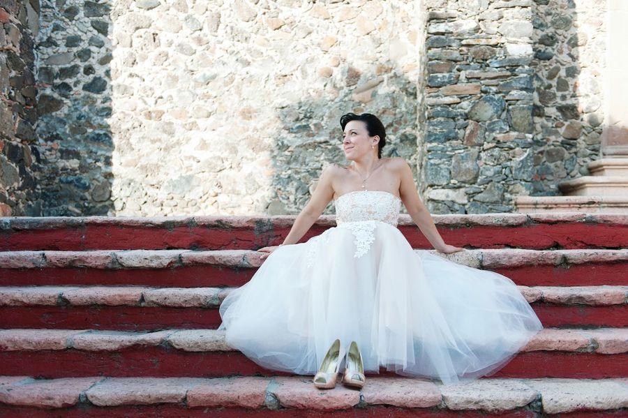 Thebride Weddingday