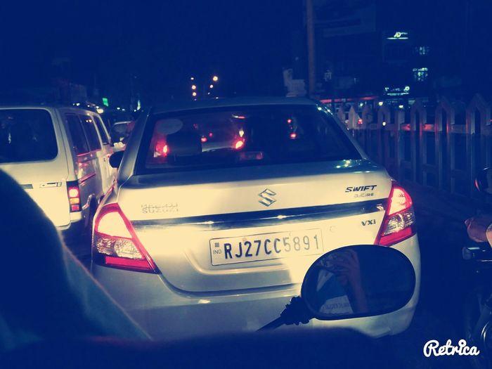 Traffic Udaipur RJ_27_CC_5891