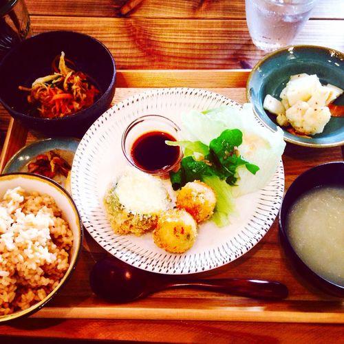 Lunch おばんざい Yummy Healthy