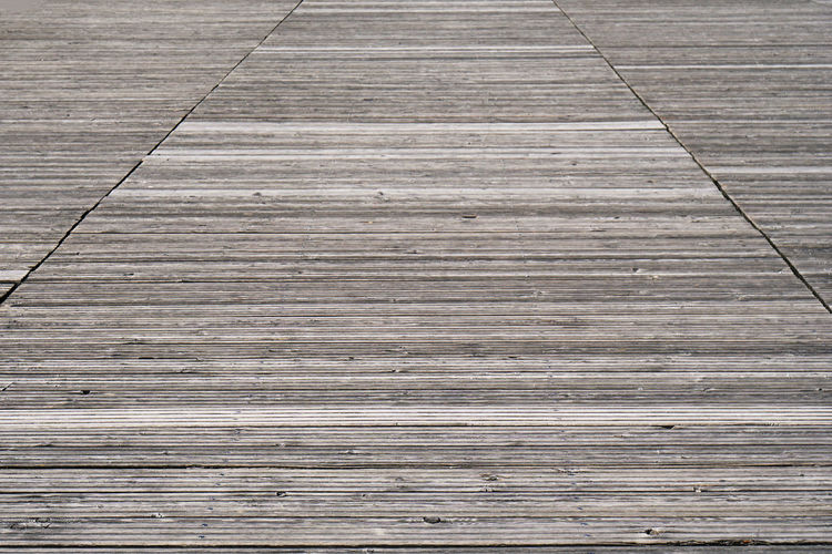 No People Backgrounds Pattern Wood - Material Full Frame Wood Flooring Plank Boardwalk Footpath Wood Paneling Old Weathered Wooden Footbridge Pier Jetty Copy Space