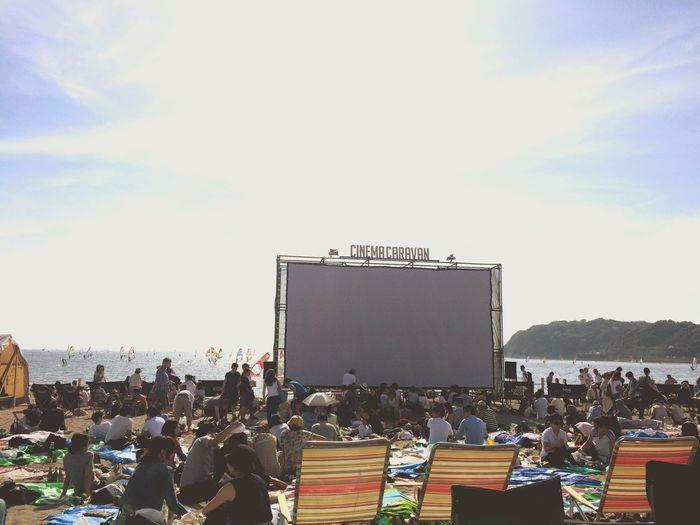 Beach Enjoying The Sun Photo IPhoneography Holiday Sunshine Movies Photography Enjoying Life