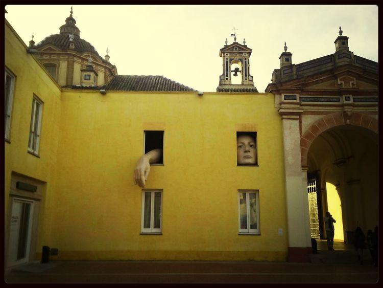 Sevilla CAAC Alice In Wonderland