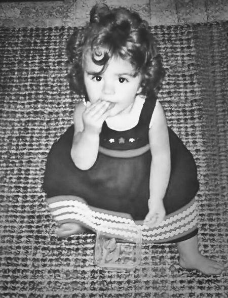 Granddaughter Liyah