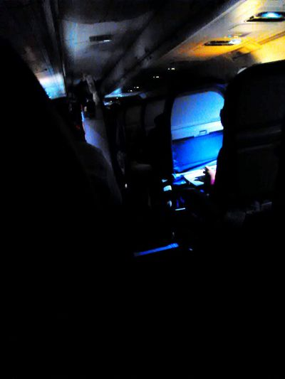 Night Light Night Flight Travel Travelling ✈ Airplaneview Taking Photos Coachtravel Blue