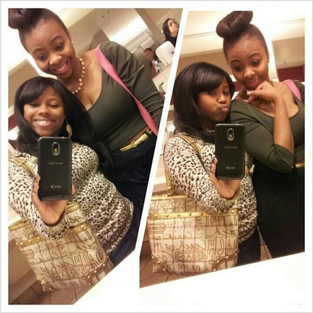 Me and maurelle :)