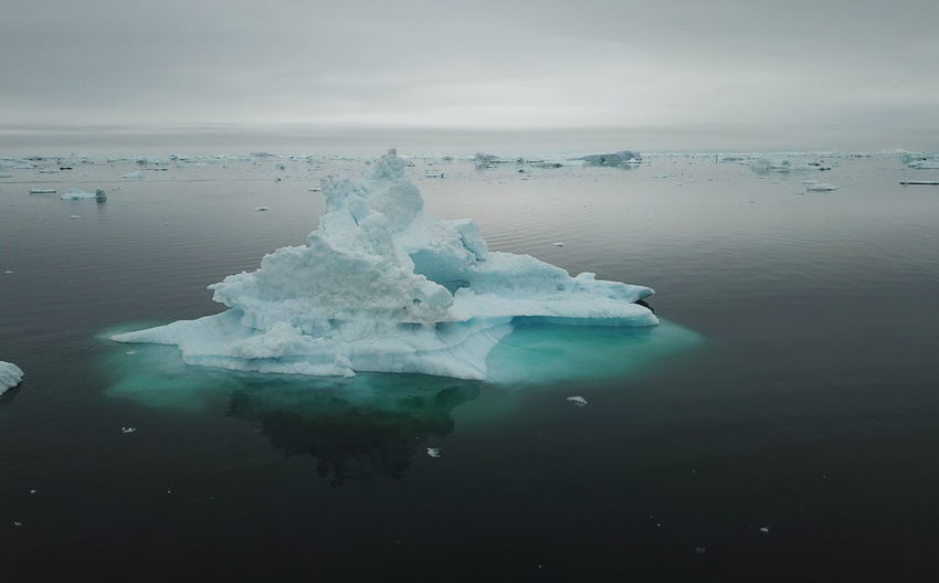 The rain is coming, all is calm before the storm. EyeEm Best Shots EyeEm Best Shots - Nature Icebergs Ilulissat Nature Nature Photography The Real Greenland This Is Greenland Iceberg Iceberg - Ice Formation Nature_collection Ocean