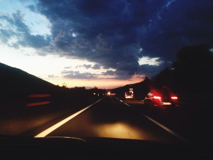 Streetphotography Travel Trip Sunset