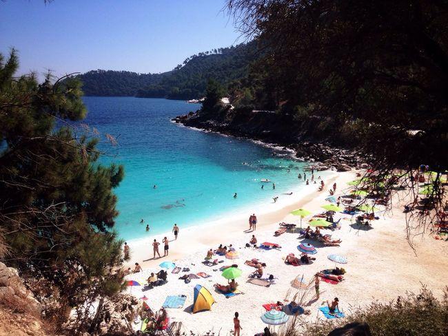Honeymoon Holiday Greece Thassos Marble