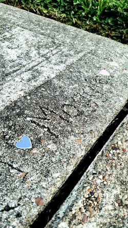 Life Etched in stone Names Stranger Who's That Girl Hearts Concretephotography Curiouscapture Beauty In Nature Curiousmoments In The Eye Of The Beholder