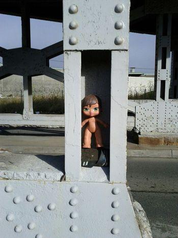 Bratz!  Bayview San Francisco Dolls Toy Abandoned