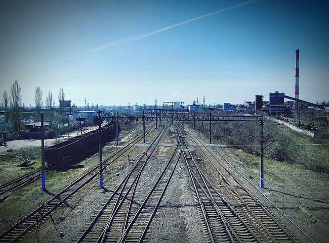 EyeEm Railroad Urbanpics Sunyday