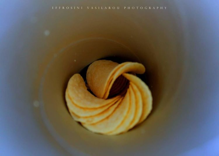 close up Foodphotography Box - Container Chips The Creative - 2018 EyeEm Awards Close-up Prepared Food Spiral