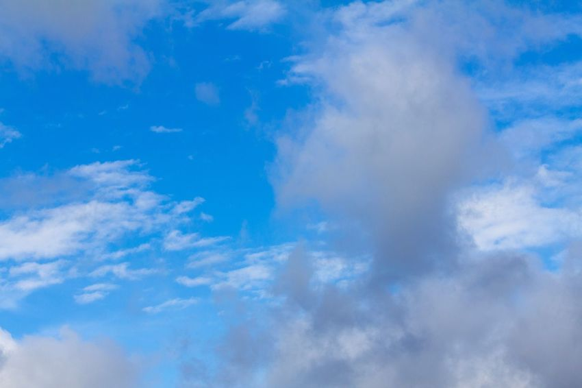 Sky & Clouds Canon EOS 60D Cloud - Sky Sky Blue Scenics - Nature Nature Beauty In Nature Low Angle View
