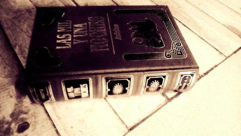 Books ♥ Las Mil Y Una Noche