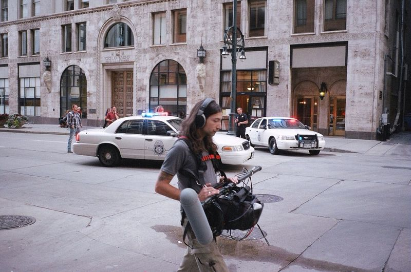Kodak Portra Denver Shooting Working