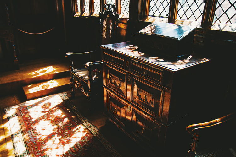 And the rest - National Trust Ightham Mote Window Interior Interior Design Historic Light And Shadow