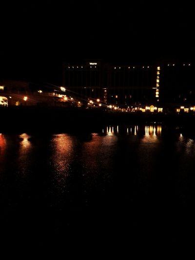 Night at the lake RAD Adventure Escape Beauty