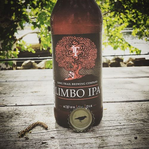 My gorgeous girlfriend scooped this delicious Limbo IPA yesterday by @longtrailbeer That label tho😍 SundayFunday Longtrailbrewingco Longtrail Limboipa Limbo IPA Strong Craftbeer Raven Dark Skeleton Outdoors Beautifulday Outside Lake Beer Drinking Brew Craft Delicious Bestgirl  Sunny Daydrinking Awesome Mothersday relaxing